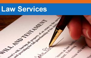 LAW/LEGAL SERVICES